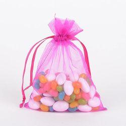 Bijoux Organza Pochette Cadeau avec Multicolor
