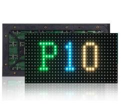 320x160 Sinalização RGB SMD exterior P10 levou o módulo do Mostrador
