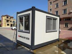 Un fácil transporte e instalación de la casa móvil de la fábrica de embalaje plano suministro directo de la casa de contenedores