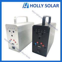 Аккумулятор солнечной энергии на USB-плеер с помощью светодиодной лампы