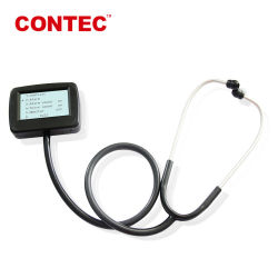 Rifrattometro automatico elettrocardiografo scanner portatile a ultrasuoni strumento medico