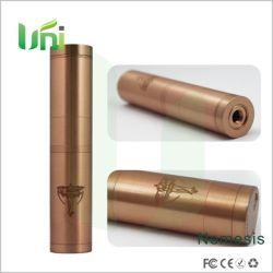 Mini Ecig original de aço inoxidável e o Clone Mod Nemesis de cobre