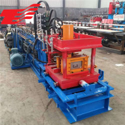 C Section Purlin Steel Channel Roll Forming Machine