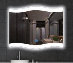 Huishoudelijke artikelen modern touchscreen Rectangle Home Producten Antique Dressing Spiegel in de badkamer
