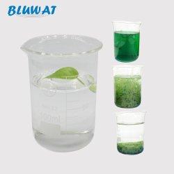 Зеленый цвет окрашивания сточных вод удаление цветной химических веществ
