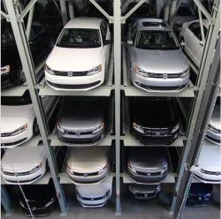 Четыре уровня головоломки система парковки автомобильная стоянка с CE сертификации