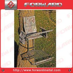 ハンチングTreestandはTreestandおよび金属または鋼鉄木の立場およびCamo Treestandおよび上昇の立場ハングさせ0n、