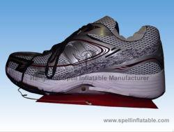أحذية قابل للنفخ, محاكاة قابل للنفخ