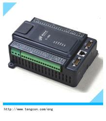 Contrôleur PLC T-950 (4AS, 2AO, 14DI, 12N) avec RS485/232 et communication RJ45