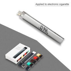 3.7V 500mAh李ポリマーVape Juulの充電器のための電子タバコ電池
