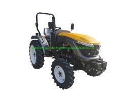 4WD Te404-P 40HP 2WD mini kleiner Vierradbauernhof-Gleiskettenschlepper-Obstgarten-Paddy-Rasen-grosser Garten-gehender Dieselchina-landwirtschaftliche Maschinerie-Traktor