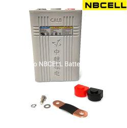 Agv 3.2V 200ah CalbのリチウムイオンLiFePO4セル蓄電池のゴルフカートのための電気手段電池