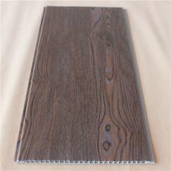 さまざまなカラーの木製のプラスチック合成の壁パネルWPCのクラッディング