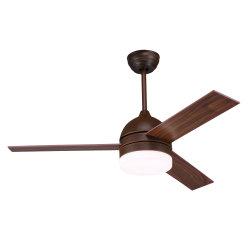 工場価格のライトが付いている純粋な銅線の巻上げACモーター装飾的な天井に付いている扇風機