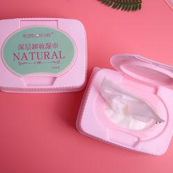 Дешевые влажных салфеток для снятия макияжа косметические влажной ткани
