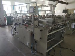 Hocheffiziente Hamburger Boxes Machinery for Paper Packaging Box