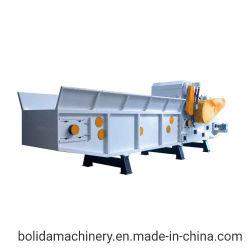 時間132kw木片を作るための木製の快活な機械または木シュレッダー1台あたりの熱い販売6-10のトン