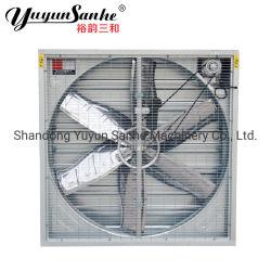 Der 50 Zoll-bringen schwerer Hammer-Ventilations-Ventilator für Gewächshaus oder Geflügel oder Werkstatt unter