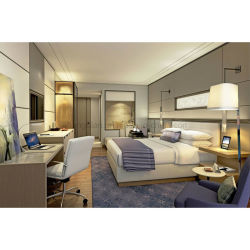 環境に配慮した木製のホテルベッドルーム家具セット (S-30)
