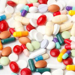 Prodotti di serie della vitamina/ridurre in pani personalizzati della vitamina C con il contrassegno privato