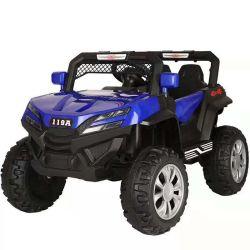 2.4G Stuk speelgoed van de Baby van de Afstandsbediening van Bluetooth het Plastic Rit van 12 van de Volt de Elektrische Kinderen van de Jonge geitjes op de Auto van de Jeep met Batterij