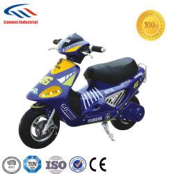 ガス動力を与えられた安い小型バイク