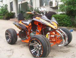 超高速レーシング ATV 350cc 110km/h