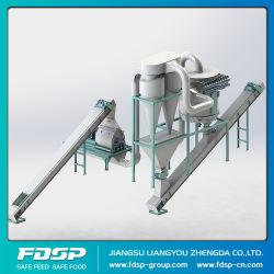 Neue Brennstoffersparnis-Umweltschutz-Nahrungsmittelabfall-Tabletten-Maschinen-Zeile mit Mzlh680