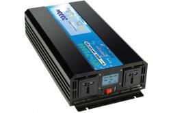 Inverter der Inverter-reiner Sinus-Wellen-2000W 2kVA 12V 24V 48V 110V 220V 240V mit Cer RoHS FCC-Zustimmung