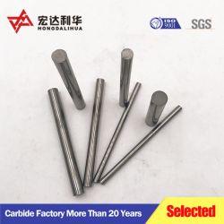 中国の熱い製品はTungtenの炭化物のブランクの棒のタングステン棒切削工具を卸し売りする