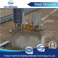La memoria prefabbricata d'acciaio della costruzione della struttura d'acciaio per l'azienda agricola ha usato
