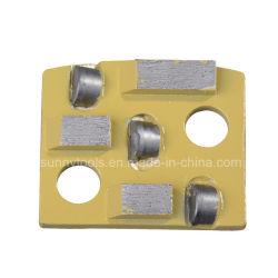 Urso polar piso Claw Diamond PCD Removedor de revestimento da placa de moagem