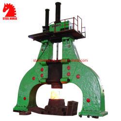C66-70は停止する熱い鍛造材出版物機械電気油圧ハンマーを開く