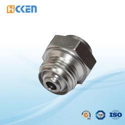 需要が高いステンレス鋼CNCの機械装置部品押しのナット