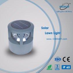 LED de aluminio de fundición de la luz Post Solar exterior para jardín