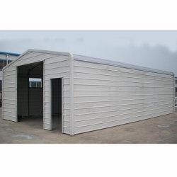 Gewebe Rahmen Stahlkonstruktion Lager Vorgefertigte Werkstatt Metall Gebäude