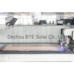 편평판 태양열 수집기 0.4mm 태양 흡수기 격판덮개