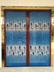 Polyester-Plissee-Ineinander greifen-gedruckter Bildschirm-Ineinander greifen-Insekt-Bildschirm-Ineinander greifen-Fenster-Bildschirm