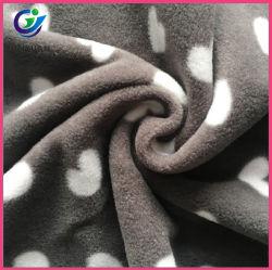 Haute qualité 100% polyester micro imprimé Laine Polaire de vêtements pour enfants
