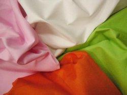 Alta qualidade estende 100% algodão Peça de vestuário de malha