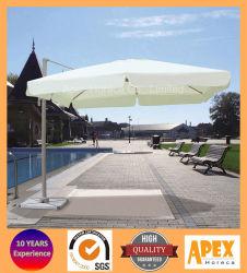 Paraguas Roma Roman alumbre sombrilla paraguas de rotación de la sombrilla al aire libre