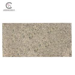 Mesas de mármol de Carrara Artificial de la India tableros de mesa de piedra de cuarzo