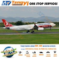 Le transitaire DDP frais d'expédition Service à partir des tarifs bas de porte de la livraison Express de la Chine Air Cargo à Oviedo/Majorque espagne