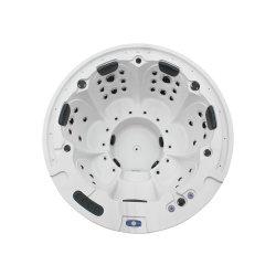 Freistehender Whirlpool im Freien Massage SPA Whirlpool