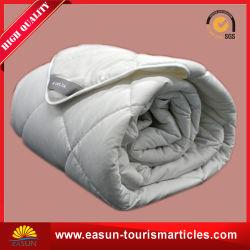 100% algodón bordado cubierta colcha