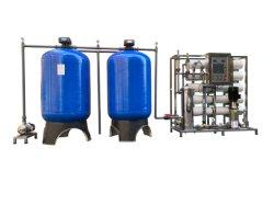 Ce approuvé ISO 5000 litre par heure emballé Usine de traitement de l'eau potable