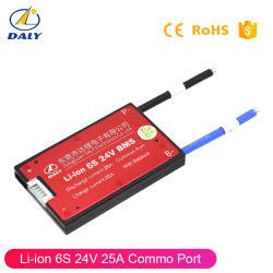 Дейли 6s BMS/PCB/PCM - 22,2 млрд. V 25A цепи панели управления 25A LiFePO4 системной платы