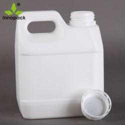 2/2.5/4 litro Lata de plástico titular para embalagem de óleo lata de óleo