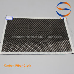 3K 180GSM Twill-Webart-Kohlenstoff-Faser für FRP