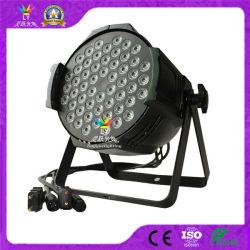 DJ оборудование 54X3w LED PAR CAN для использования внутри помещений